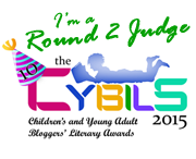 2015 CYBILS 2nd Round Judge