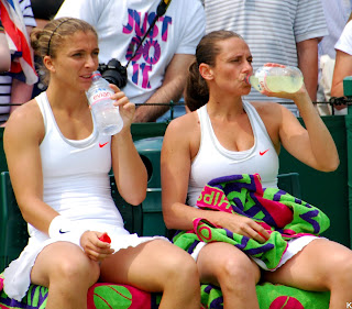 Photo of Sara Errani and Roberta Vinci