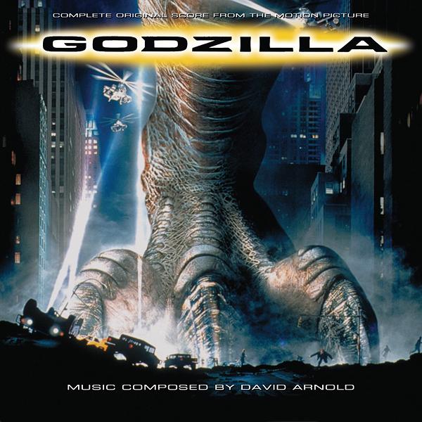 Chronological Scores / Soundtracks: Godzilla (1998