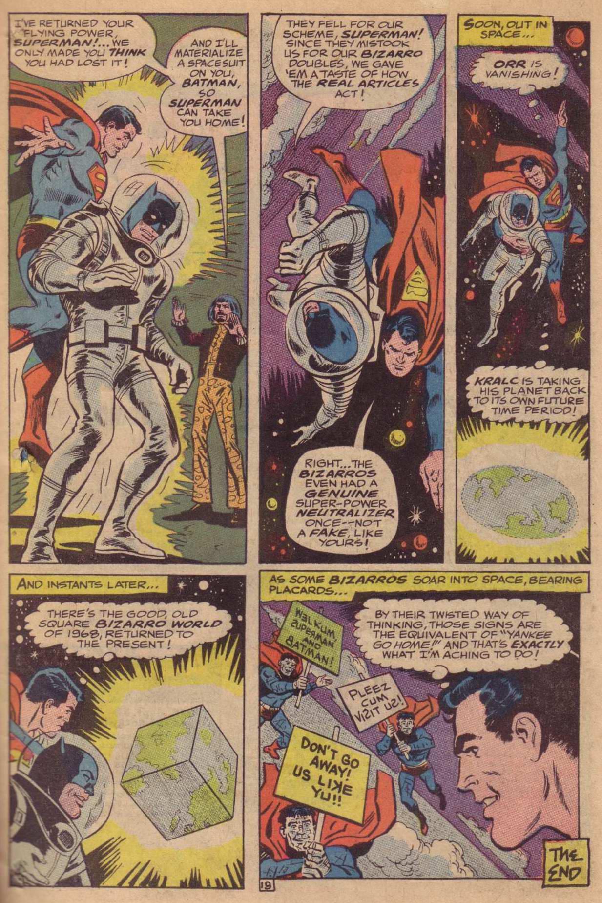 Read online World's Finest Comics comic -  Issue #181 - 21