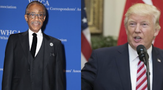 Rev. Al Sharpton Says If Trump Can Tweet Then He Can Take His Selfies