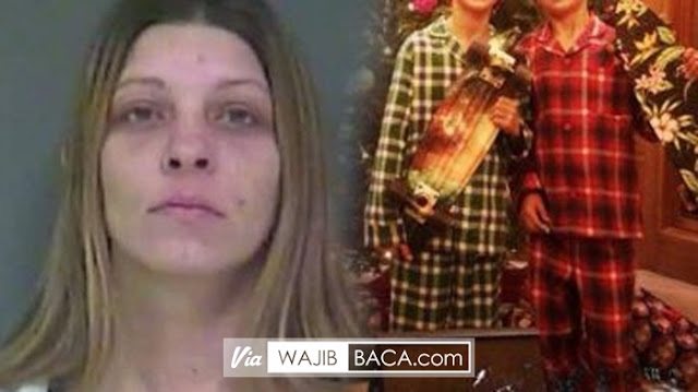 Akibat Terlalu Cepat Buka Kado Natal, Ibu Ini Hajar Habis-habisan Kedua Anaknya!