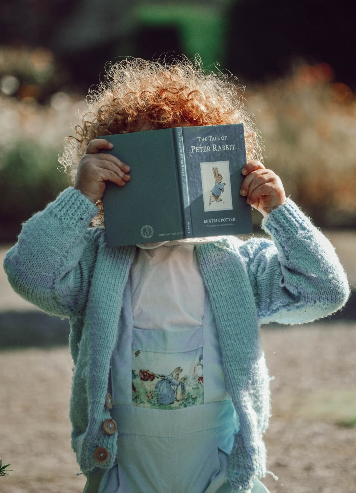 A Peter Rabbit Inspired #TimeToRead With BookTrust ♥