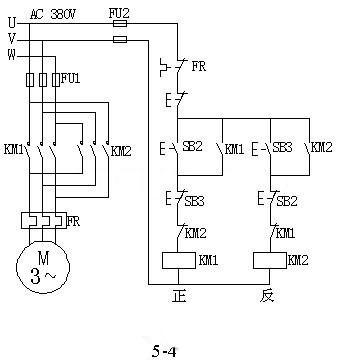 Interlocking functions of plc program of ladder diagram plc pros and cons of three phase asynchronous motor control circuit for a typical interlock circuit as shown in figure 5 4 kml and km2 of which is to control ccuart Image collections