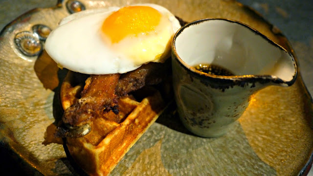 Duck & Waffle London Signature Brunch Dish
