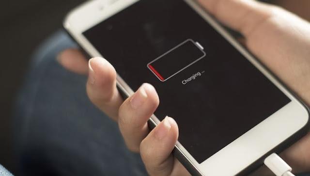 Mengatasi bateri android cepat habis