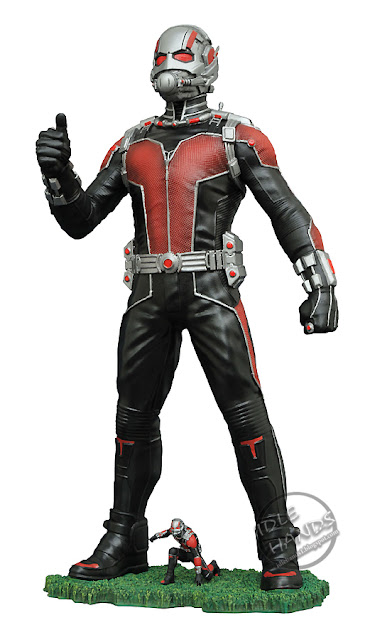 Diamond Select Ant-Man Movie 9 inch PVC Figure