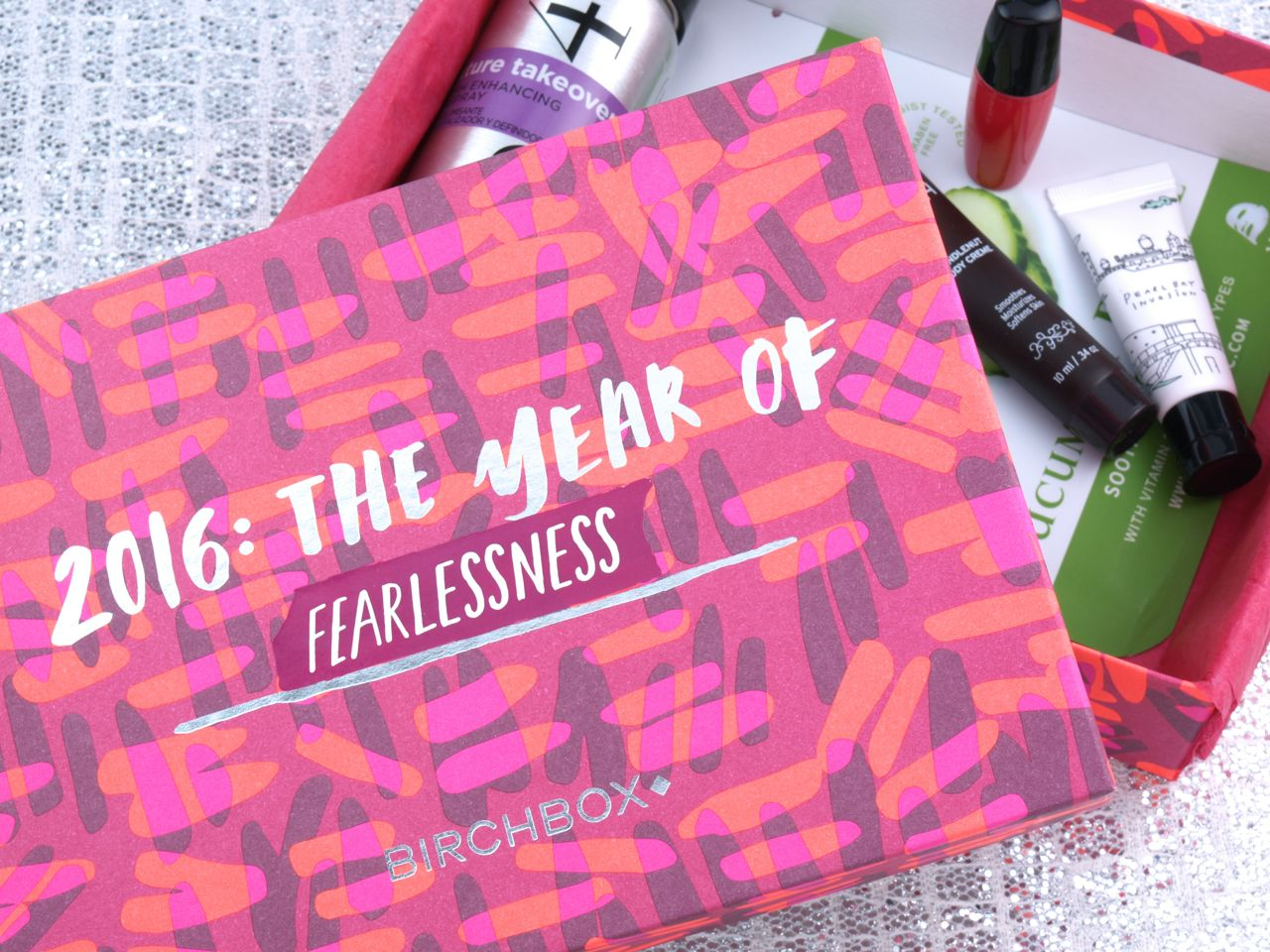 Birchbox Canada January 2016 Unboxing