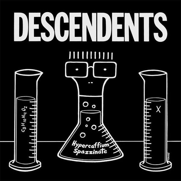 """Descendents stream new album """"Hypercaffium Spazzinate"""""""