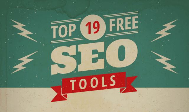 Top 19 Free SEO Tools