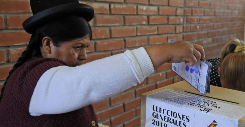 Polémicos resultados de Elecciones Generales en Bolivia, obliga a la OEA enviar misión para auditoría