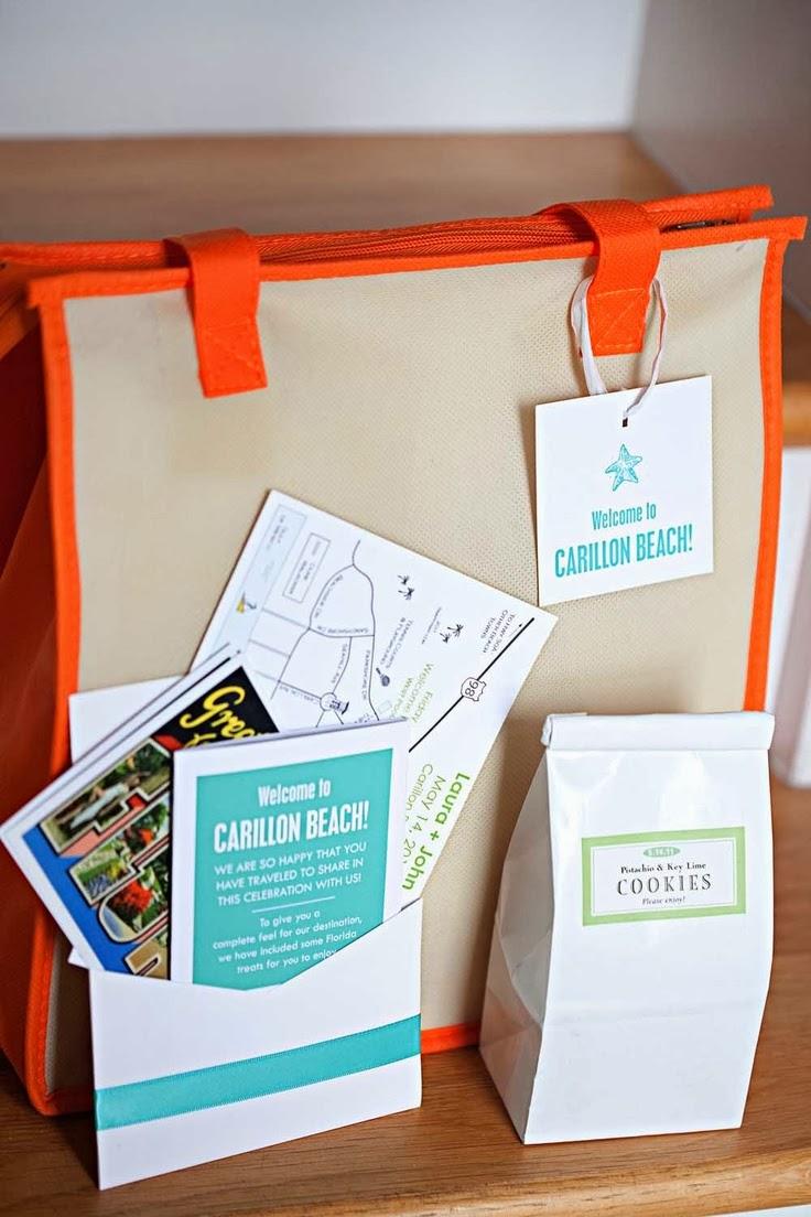Wedding Welcome Gift Ideas