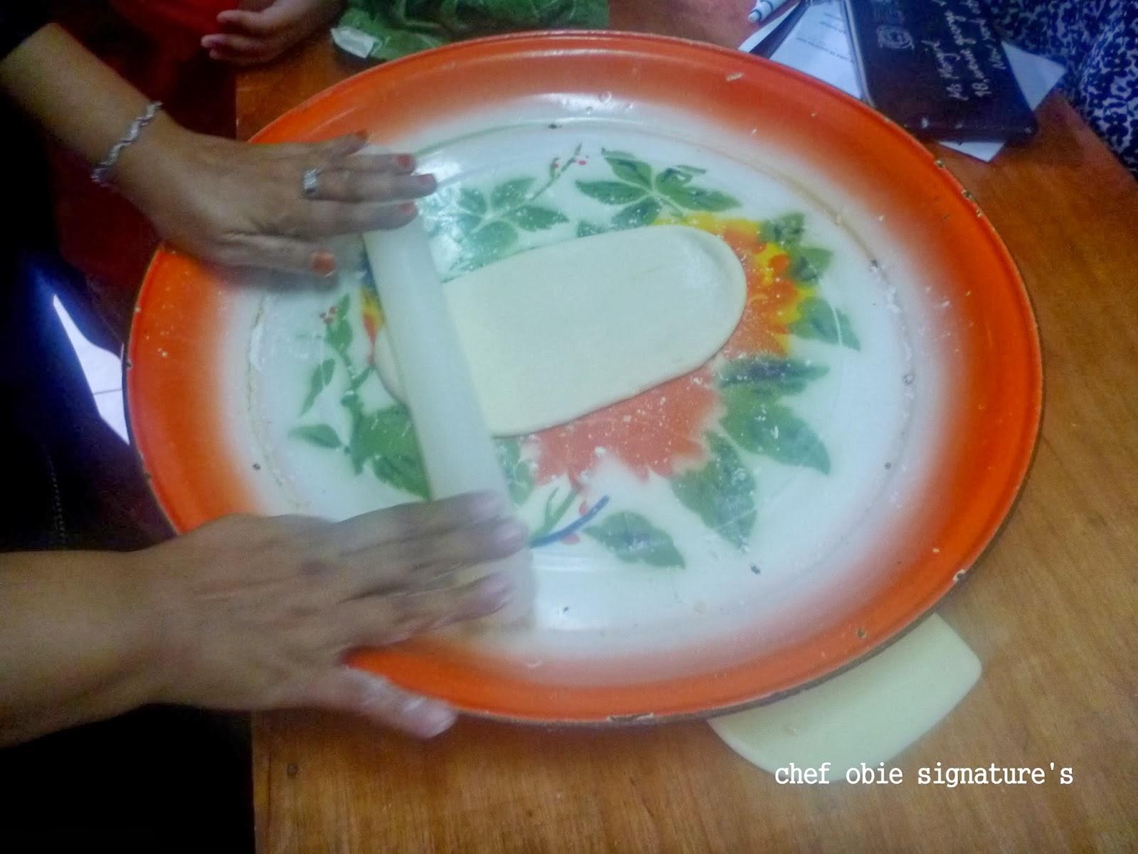 Chef Obie Kelas Masakan 1001 Info & Resepi: RESEPI KUIH TRADISIONAL