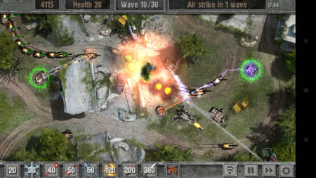Free Download Defense Zone 2 for PC