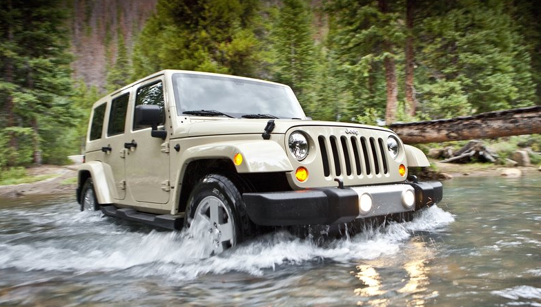 2017 Jeep Wrangler Pentastar Fuel Economy Ratings