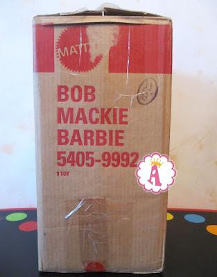 Коллекционная кукла Барби Боба Мэки 1990 года