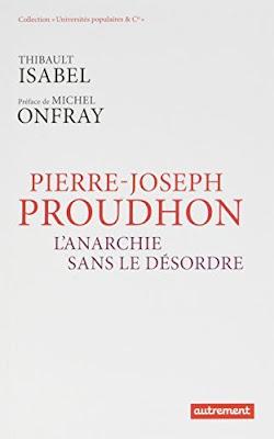 Proudhon Autrement Isabel Onfray