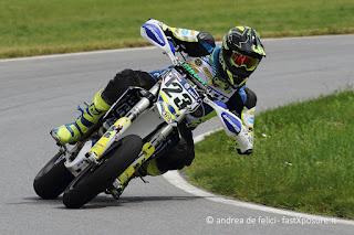 Syncro System festeggia i successi del biker Matteo Gallan
