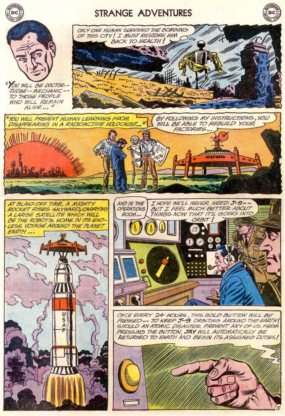 Strange Adventures (1950) issue 136 - Page 5