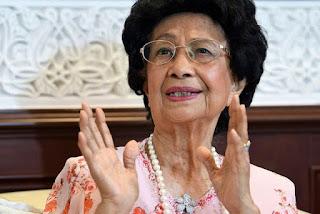 Siti Hasmah mangsa penganiayaan politik, kata pemimpin wanita, peguam