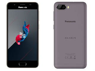 Panasonic Eluga Ray 500 and Eluga Ray 700 Launched in India