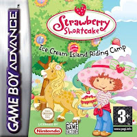 Strawberry Shortcake - Ice Cream Island - Riding Camp PT/BR