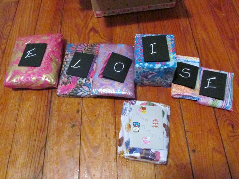 swap paquets lettres