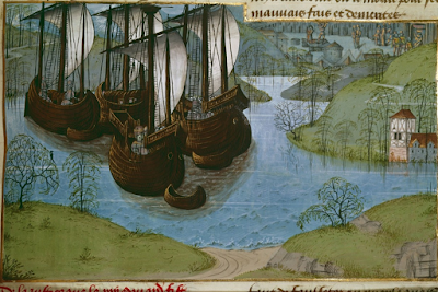 Remains of Henry V warship found in Hampshire river