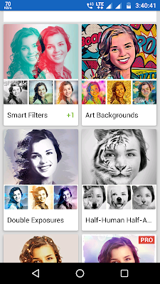 Android Phone Kelia Top 5 Photo Editing Apps
