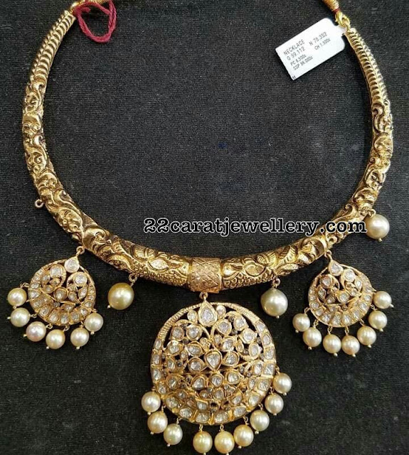 91 Grams Kante with Pachi Motifs