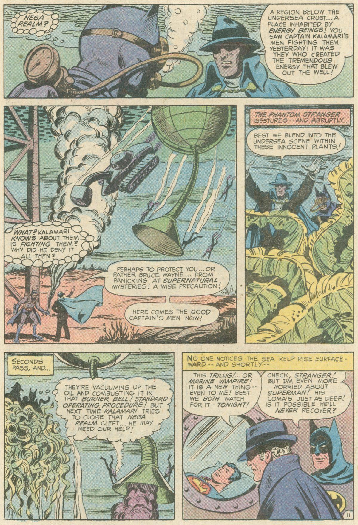 Read online World's Finest Comics comic -  Issue #249 - 12