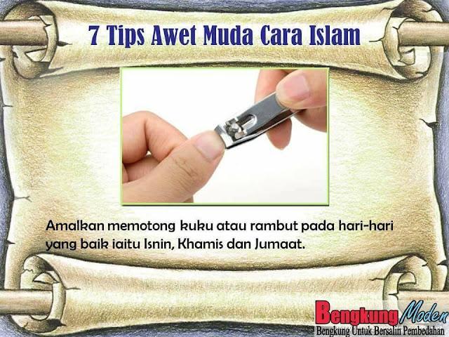 Resep Awet Muda Alami, Islam Punya Caranya dan Telah Diajarkan Nabi Muhammad