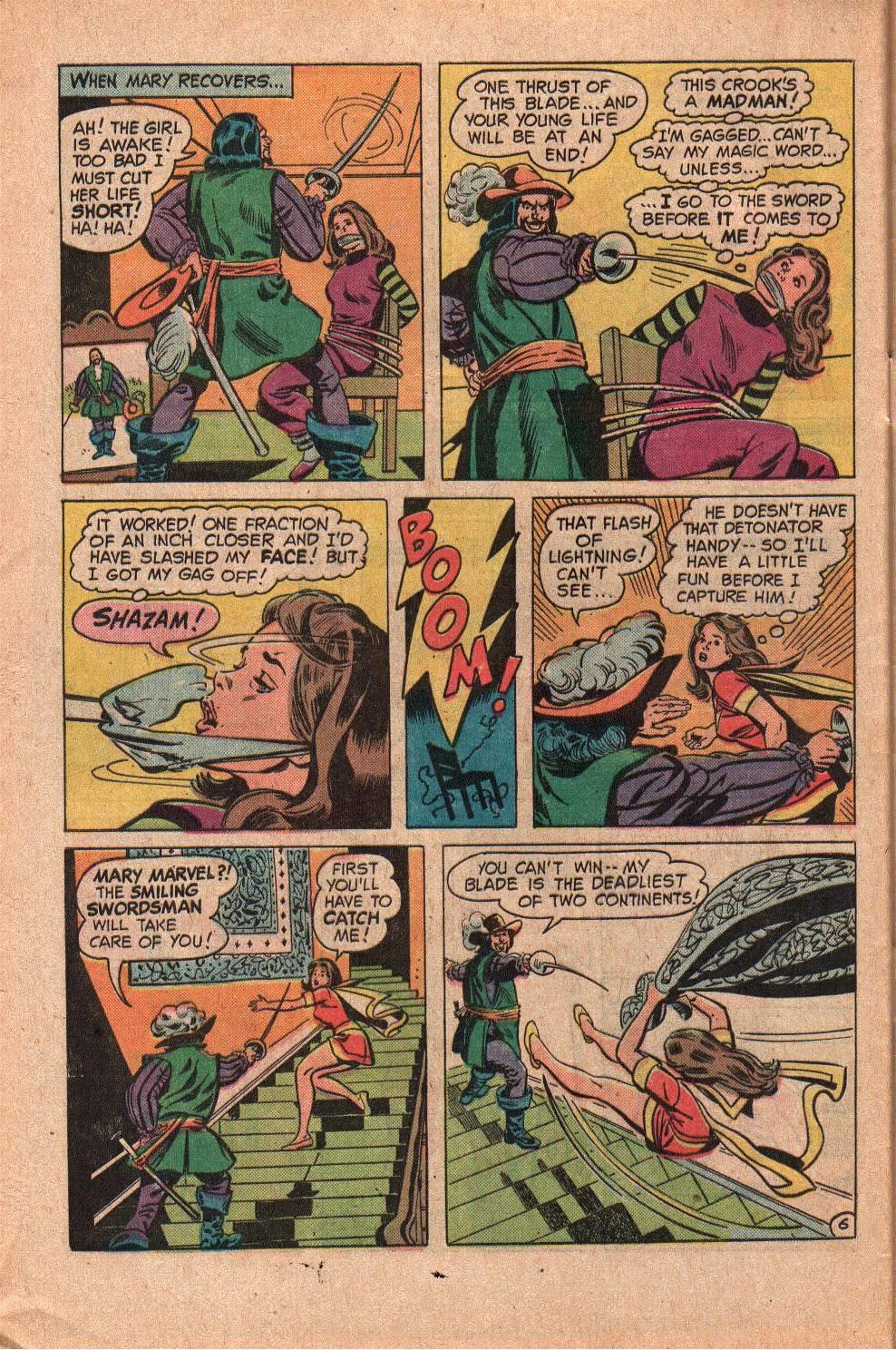 Read online Shazam! (1973) comic -  Issue #19 - 32