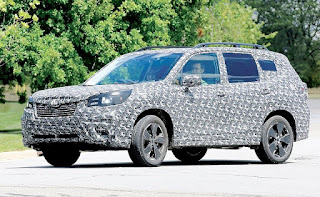 2019 Subaru Forester: prix, moteur, date de sortie