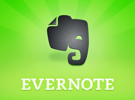 Logotipo do Evernote : Um elefante !