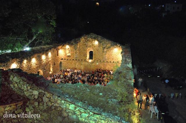 Μετά από 191 χρόνια η Περιφέρεια Πελοποννήσου αναστηλώνει την ιστορική Μητρόπολη Πραστού