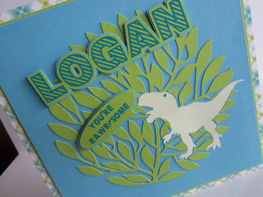 #dinosaur card #sticker #card #silhouette #silhouetteUk #craftingquine