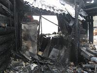 Пожар с. Курьи, ул. Красных Орлов