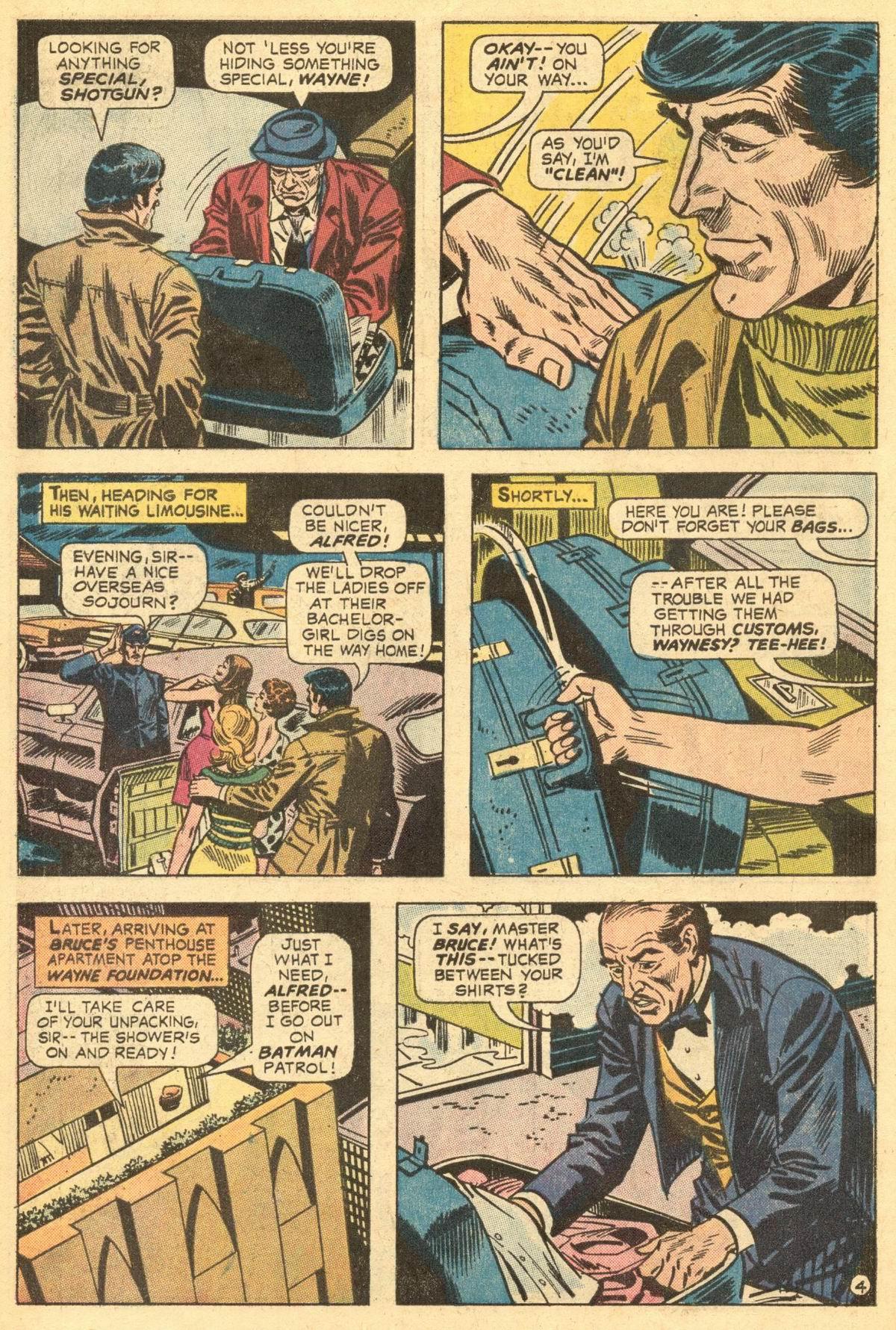 Detective Comics (1937) 436 Page 4
