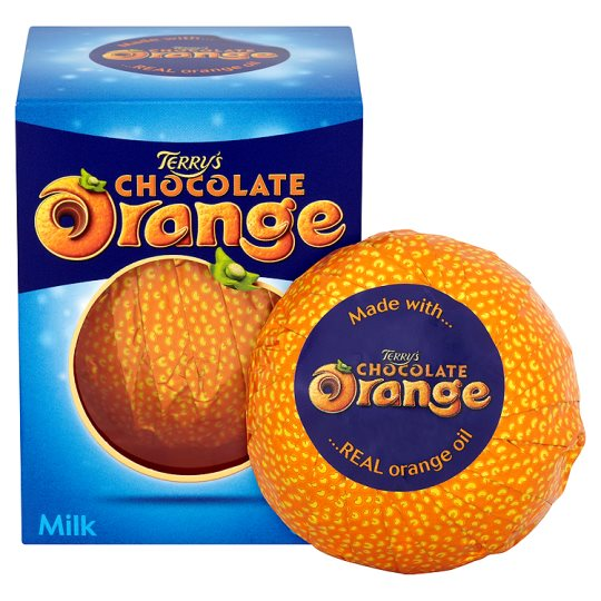 chocolate orange cover christmas pudding - Christmas Oranges Cast