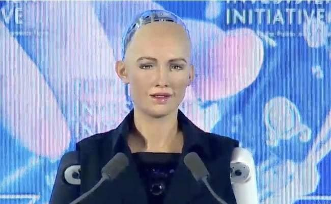 First In World Record: Saudi Arabia Grant Citizenship To Robot