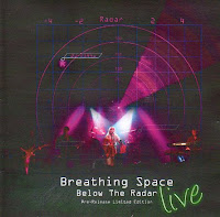 Breathing Space Below The Radar Live