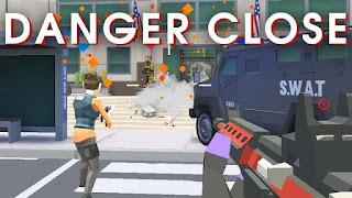 Danger Close Apk Mod Munição Infinita