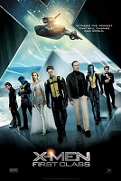 X- Men: First Class
