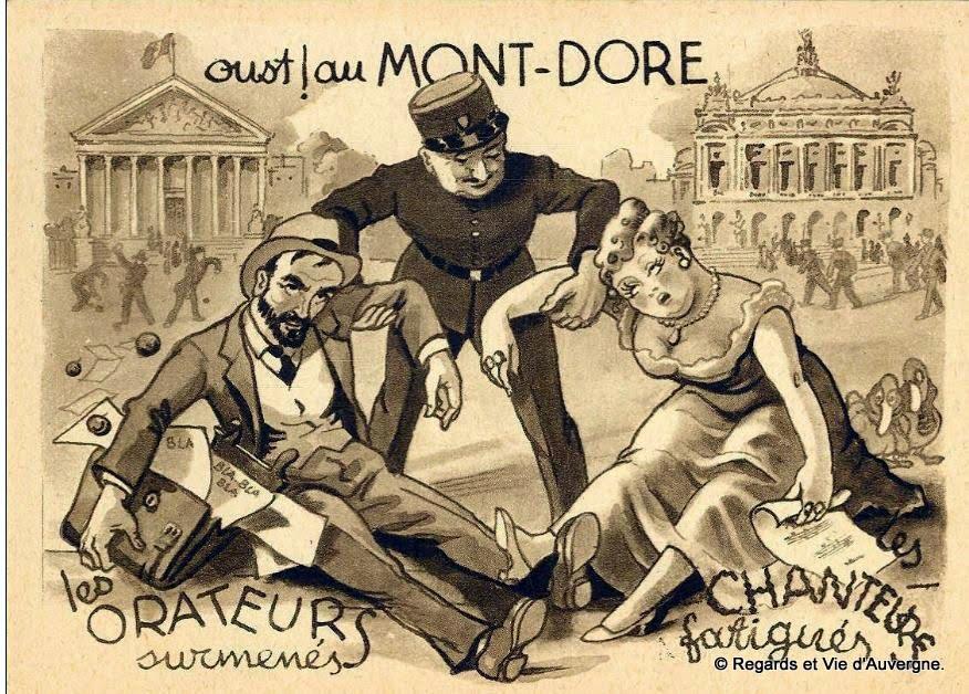 Regards et Vie d'Auvergne: Album Publicités Anciennes d'Auvergne ...