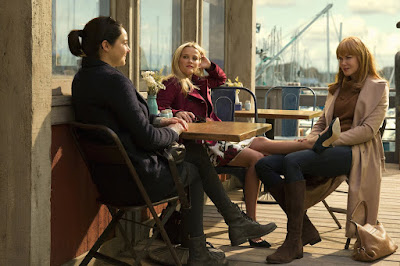 Nicole Kidman, Shailene Woodley and Reese Witherspoon in Big Little Lies (7)
