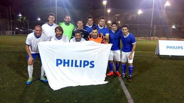 Fútbol sin asperezas: la propuesta de Philips para el Día del Padre