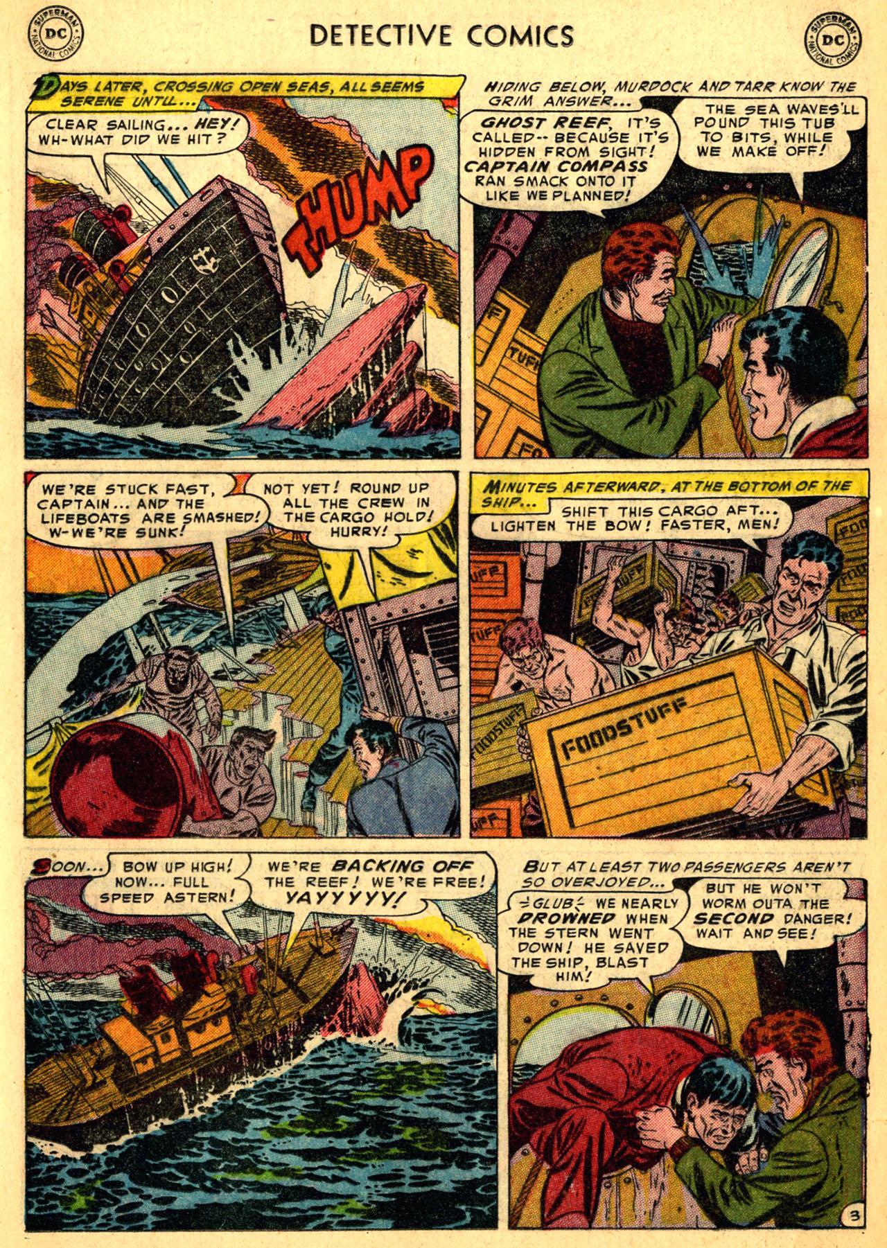 Read online Detective Comics (1937) comic -  Issue #205 - 27