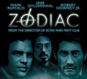 Zodiac 2007 movie poster