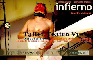 INFIERNO 1 | Teatro Vreve
